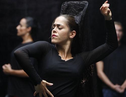 """Diario de Sevilla – """"No tengo que ubicarme; soy una bailaora contemporánea, hago flamenco de hoy"""""""