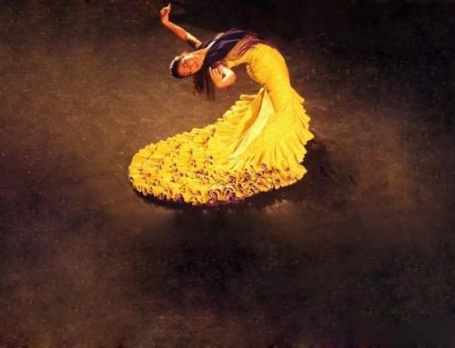 SPUTNIK – El flamenco muestra su magia en los escenarios de San Petersburgo