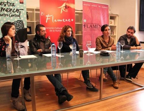 Europa Press – Cultura.- Andrés Marín, Manuel Liñán, Patricia Guerrero, José Valencia y Dani de Morón, en el Festival Flamenco en Rusia