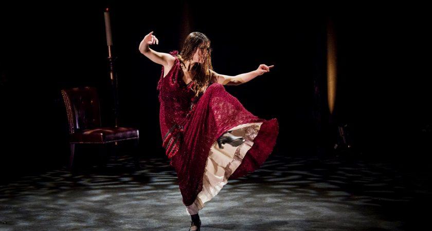 Le Quotidien – Un ange passe au FlamencoFestival Esch